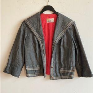 Vintage Sailor Jacket